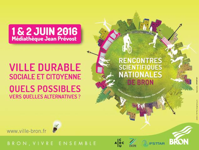 Ifsttar - Thumb result : « Ville durable, sociale et citoyenne »  Quels possibles, vers quelles alternatives ?